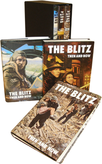 The Blitz Then and Now Presentation Box Set