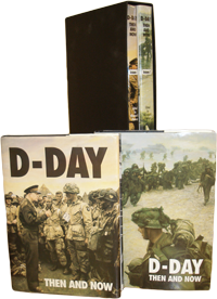 D-Day Then and Now Presentation Box Set