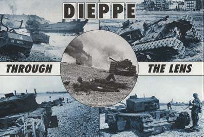 Dieppe Through th Lens