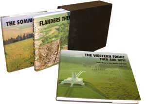 WWII France and Flanders Presentation Box Set