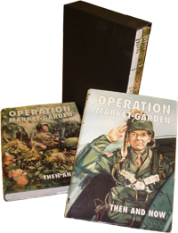 Operation 'Market-Garden' Then and Now Presentation Box Set