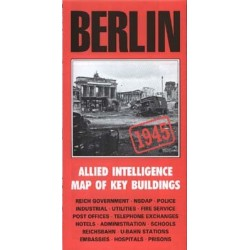 BERLIN INTELLIGENCE MAP