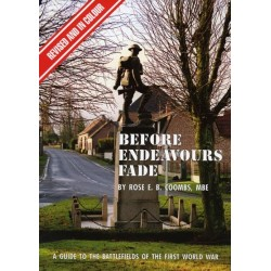 BEFORE ENDEAVOURS FADE - SOFT COVER